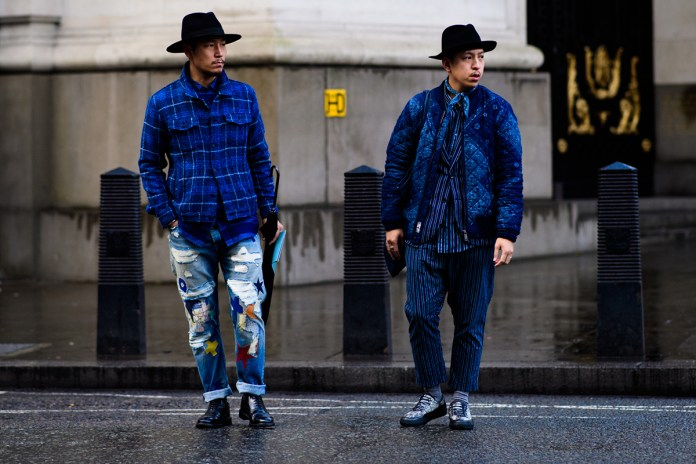 Streetsnaps: London Fashion Week Men's Day 3