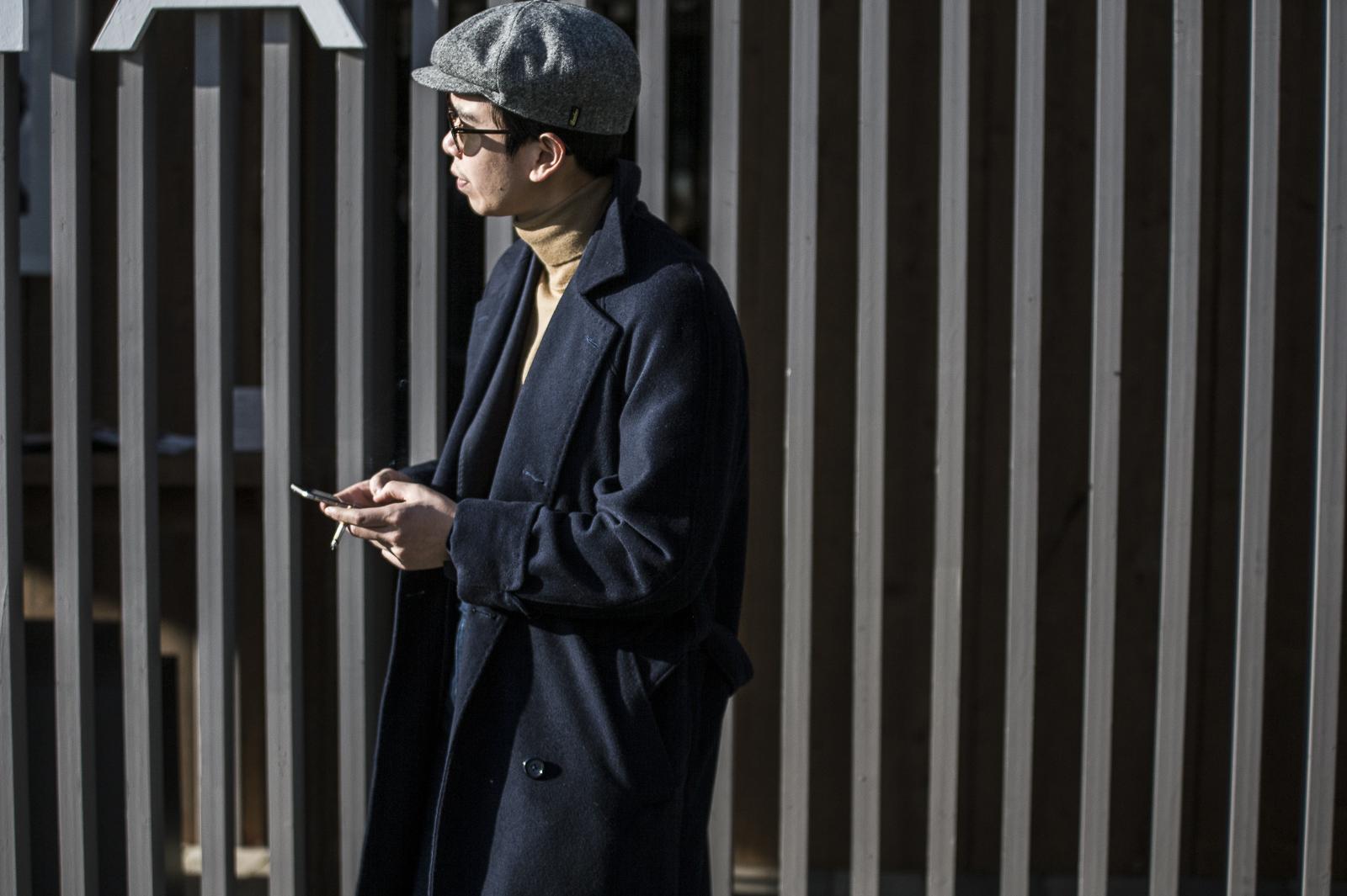Streetsnaps: Pitti Uomo Day 2 Fashion Week Photography Location Florence Italy