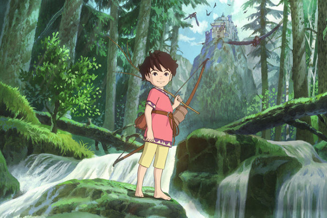 Studio Ghibli's 'Ronja, the Robber's Daughter' Is Coming to Amazon Prime This Month