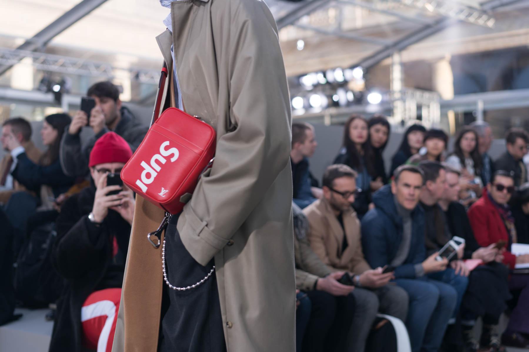 Supreme x Louis Vuitton Items 2017 Fall Winter Show