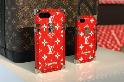 A Closer Look at All the Pieces From the Supreme x Louis Vuitton Collection