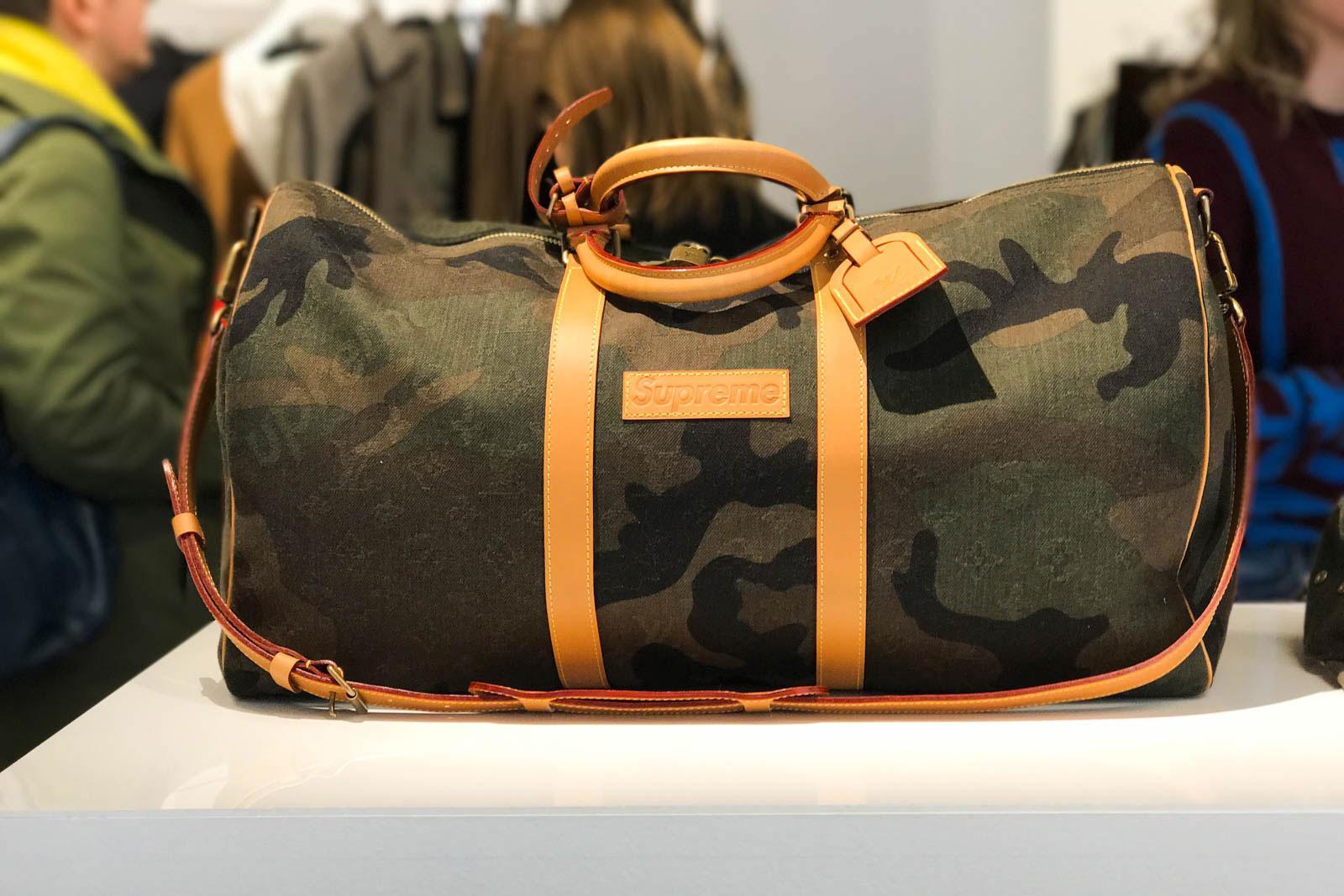 Supreme x Louis Vuitton 2017 Fall/Winter Closer Look Showroom - 3703531