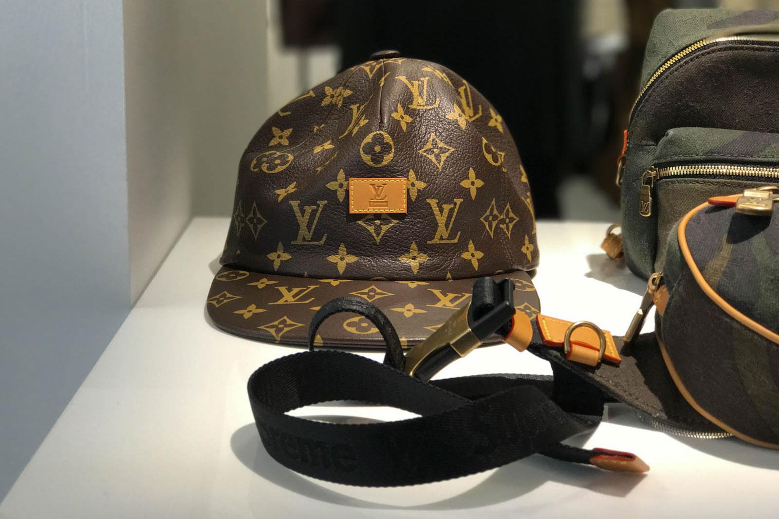 Supreme x Louis Vuitton 2017 Fall/Winter Closer Look Showroom - 3703533