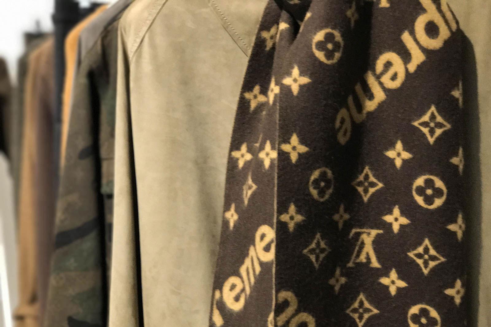 Supreme x Louis Vuitton 2017 Fall/Winter Closer Look Showroom - 3703536
