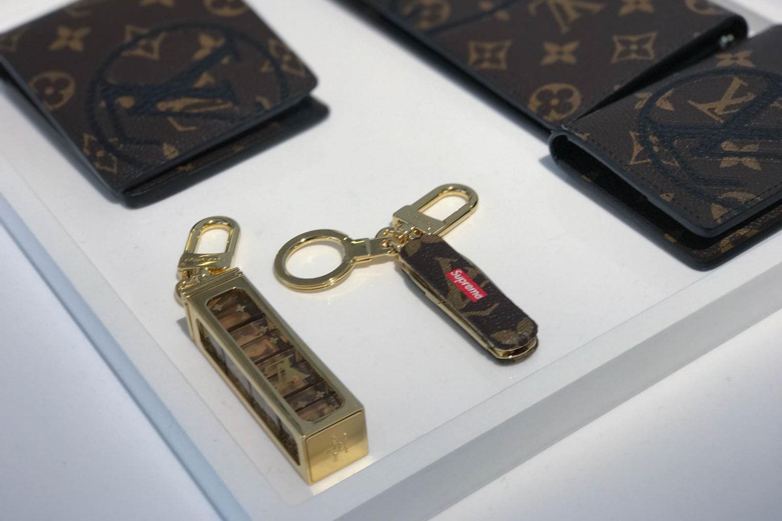 Supreme x Louis Vuitton 2017 Fall/Winter Closer Look Showroom - 3703537
