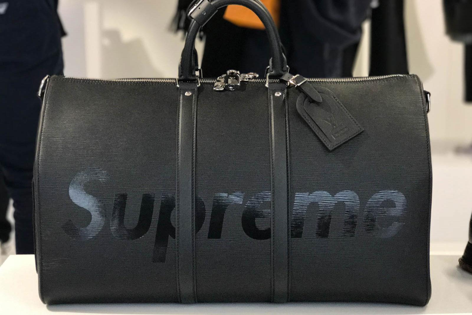 Supreme x Louis Vuitton 2017 Fall/Winter Closer Look Showroom - 3703542