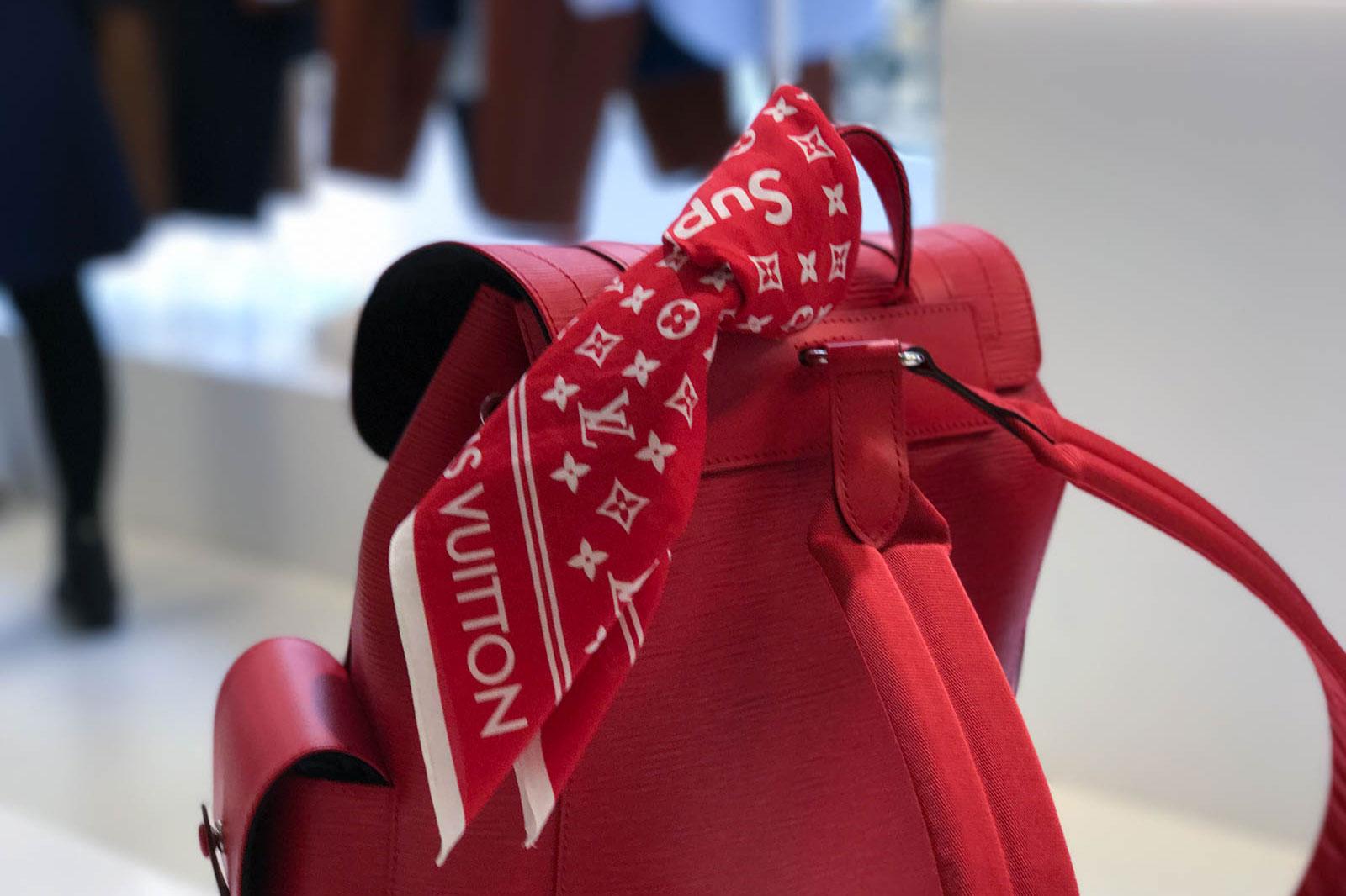 Supreme x Louis Vuitton 2017 Fall/Winter Closer Look Showroom - 3703565
