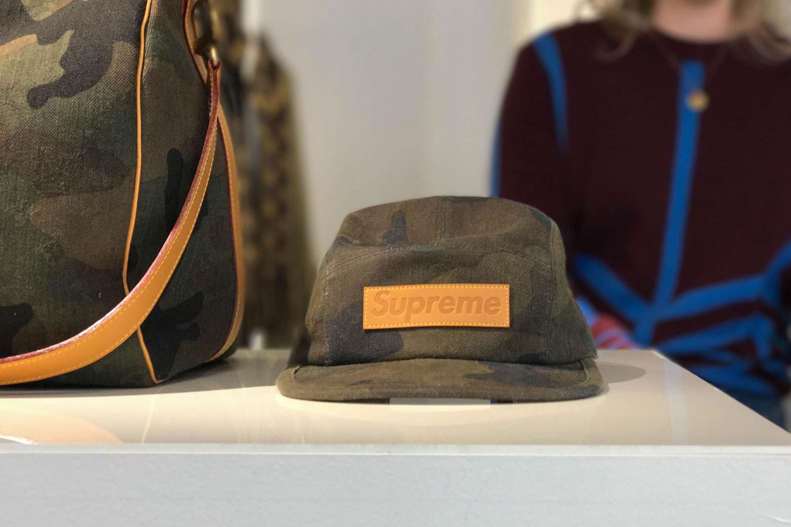 Supreme x Louis Vuitton 2017 Fall/Winter Closer Look Showroom - 3703530