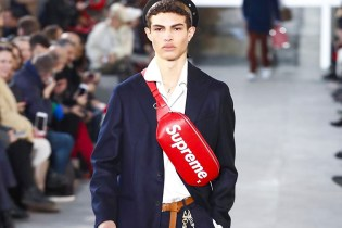 Listen to the 3 Tracks Played at Supreme's Runway Debut in Paris