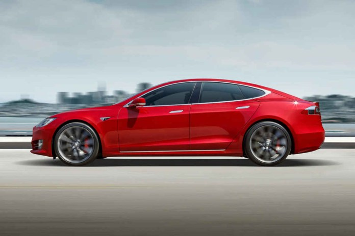 Tesla Launches New Model With 335 Miles of Range