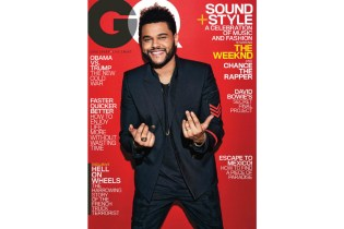 "The Weeknd Covers 'GQ' Magazine, Talks Marriage, Groupies and Cutting His Hair To ""Blend In"""