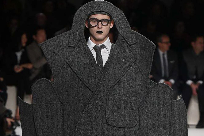 Thom Browne's 2017 Fall/Winter Collection Shows the Designer's Penchant for the Theatrics