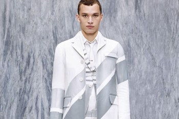 Thom Browne's 2017 Spring/Summer Lookbook Sees a Whimsical Array of Pastel Pieces