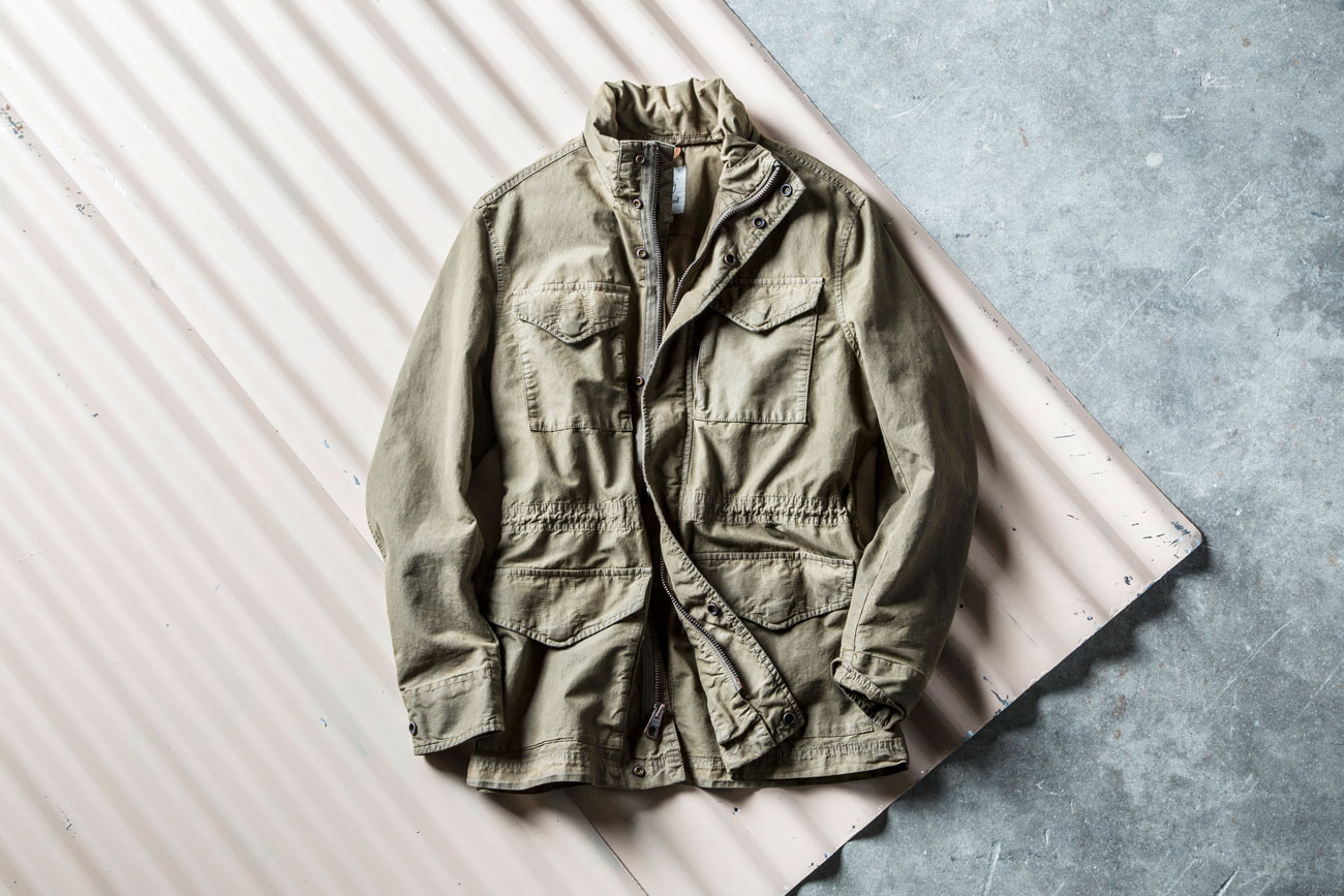 Timberland 2017 Spring Summer The Urban Military Collection