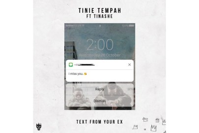 "Tinie Tempah Links up With Tinashe For ""Text From Your Ex"""