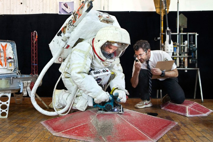 "Tom Sachs to Livestream His World-Renowned ""Space Program"" Project"