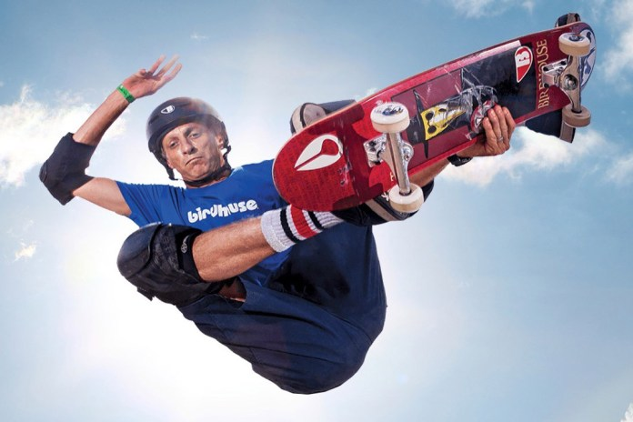 The Legendary 'Tony Hawk's Pro Skater' Will Soon Receive Its Own Documentary