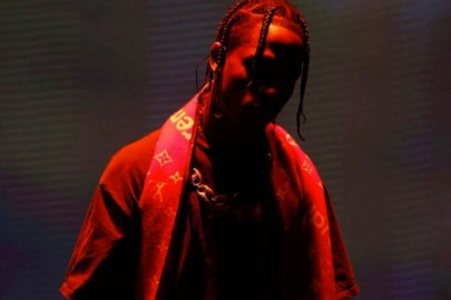 "Watch Travis Scott's Highly Visual Performance of ""Goosebumps"" on 'Jimmy Kimmel Live!'"