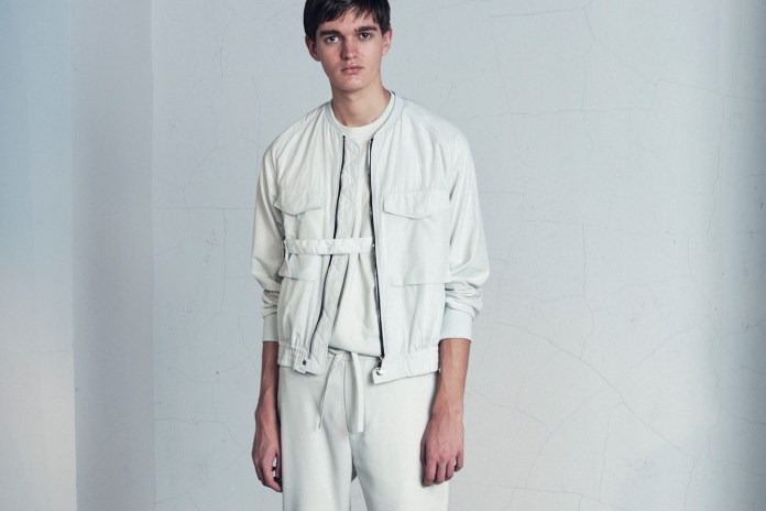 undecoratedMAN Offers Pared-Down Wardrobe Staples for 2017 Spring/Summer