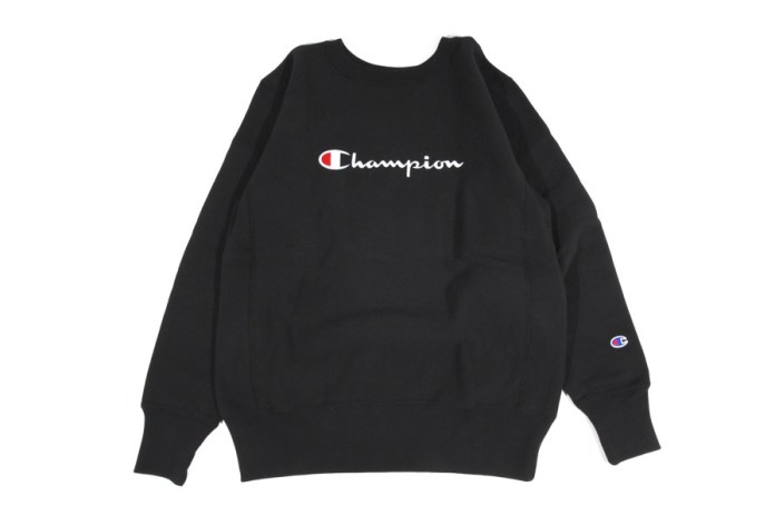 UNDEFEATED & Champion Add More Pieces to Their Collaborative Collection