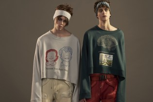 """UNDERCOVER's 2017 Fall/Winter Collection Has Something to Say About The """"Brain Washed Generation"""""""