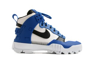 """UNDERCOVER and Nike Unveil a """"Royal"""" Colorway for the Jungle Dunk Silhouette"""