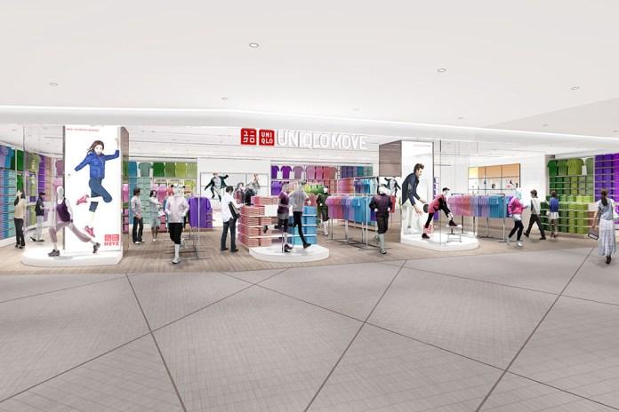 Uniqlo Launches New Concept Store Called Uniqlo Move