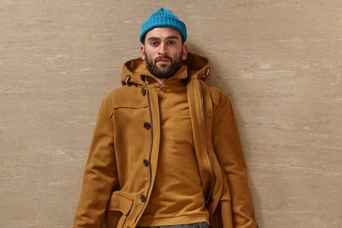 Universal Works Unveils a Natural-Hued 2017 Fall/Winter Collection