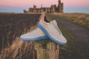 The Legendary Claymore Sword Inspires the Upcoming Hanon x Reebok Collaboration