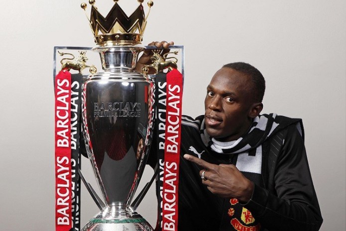 Usain Bolt Calls Manchester United's Phone-In Show, Presenters Don't Believe It's Really Him