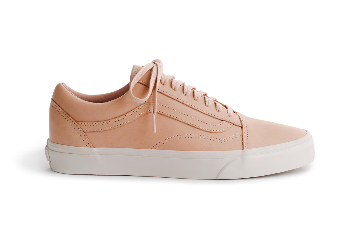 jcrew vans old skool leather  dab52818a9