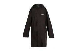 Vetements Releases Exclusive Definition-Print Raincoat