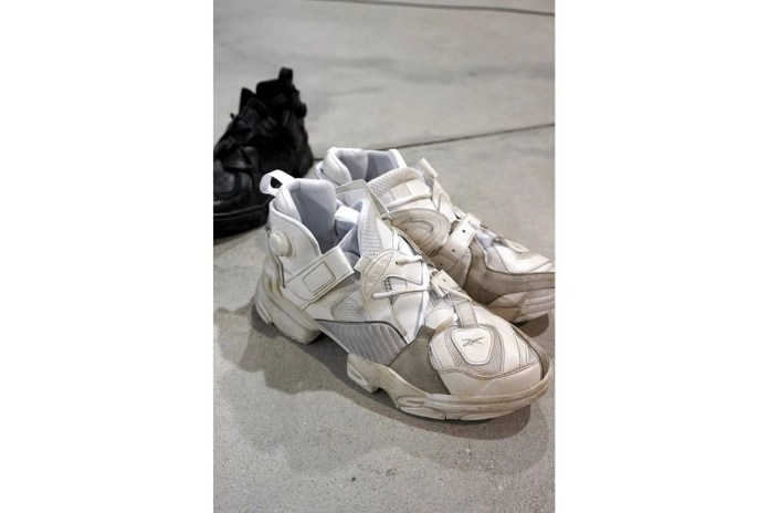 Vetements Teases Another Reebok Collaboration