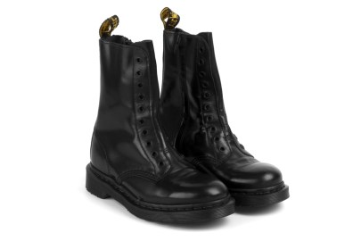 Vetements and Dr. Martens Come Together for a New Leather Boot