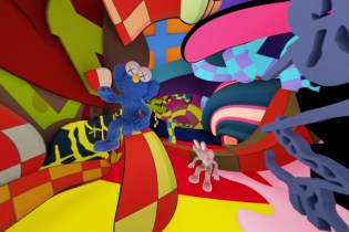 Visionaire Invites You Into the World of KAWS With Its Latest VR Experience