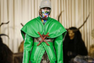 Walter Van Beirendonck's 2017 Fall/Winter Collection Is a Pop Art Fever Dream
