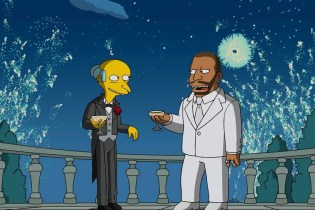 "Watch The Simpsons' ""The Great Phatsby"" Episode Starring RZA, Common and Snoop Dogg"