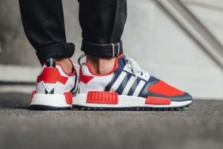 The adidas Originals by White Mountaineering NMD Trail Looks Even Better on Foot