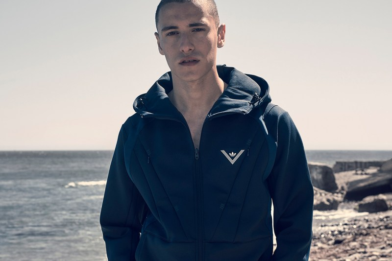 White Mountaineering & adidas Originals Debut Their 2017 Spring/Summer Collection