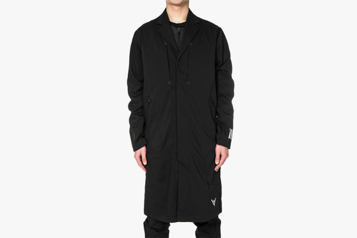 This White Mountaineering x adidas Originals Coat Redefines Modern Utility