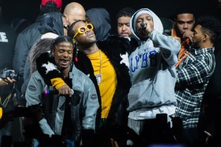 Selling Out The Garden: A Photo Recap of Yams Day 2017 featuring A$AP Mob, Young Thug, The Weeknd and More