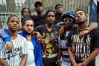 A$AP Rocky Announces Second Annual YAMS Day Concert
