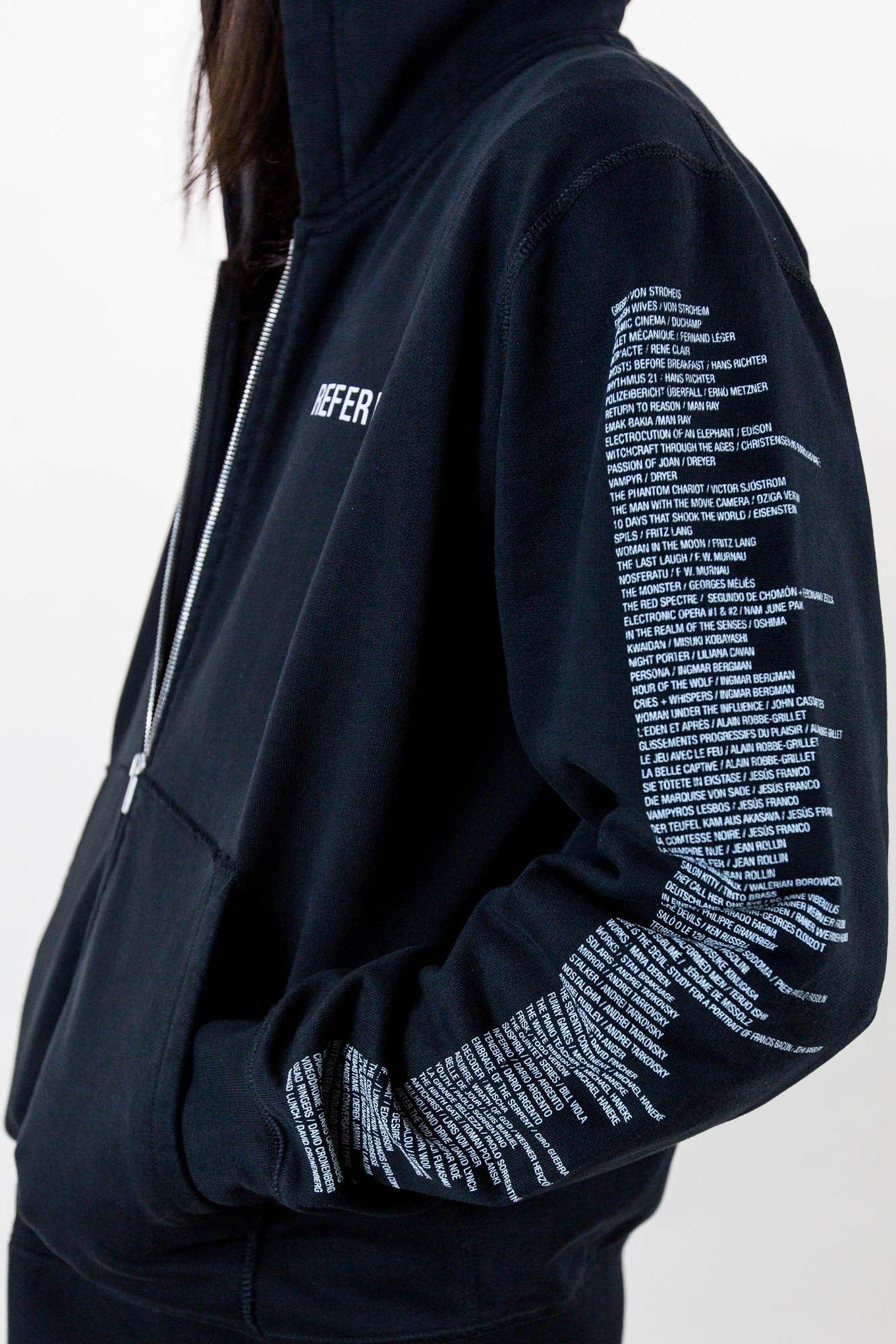 Yang Li SAMIZDAT T-shirt Hoodie Tote Lighter - 1844529