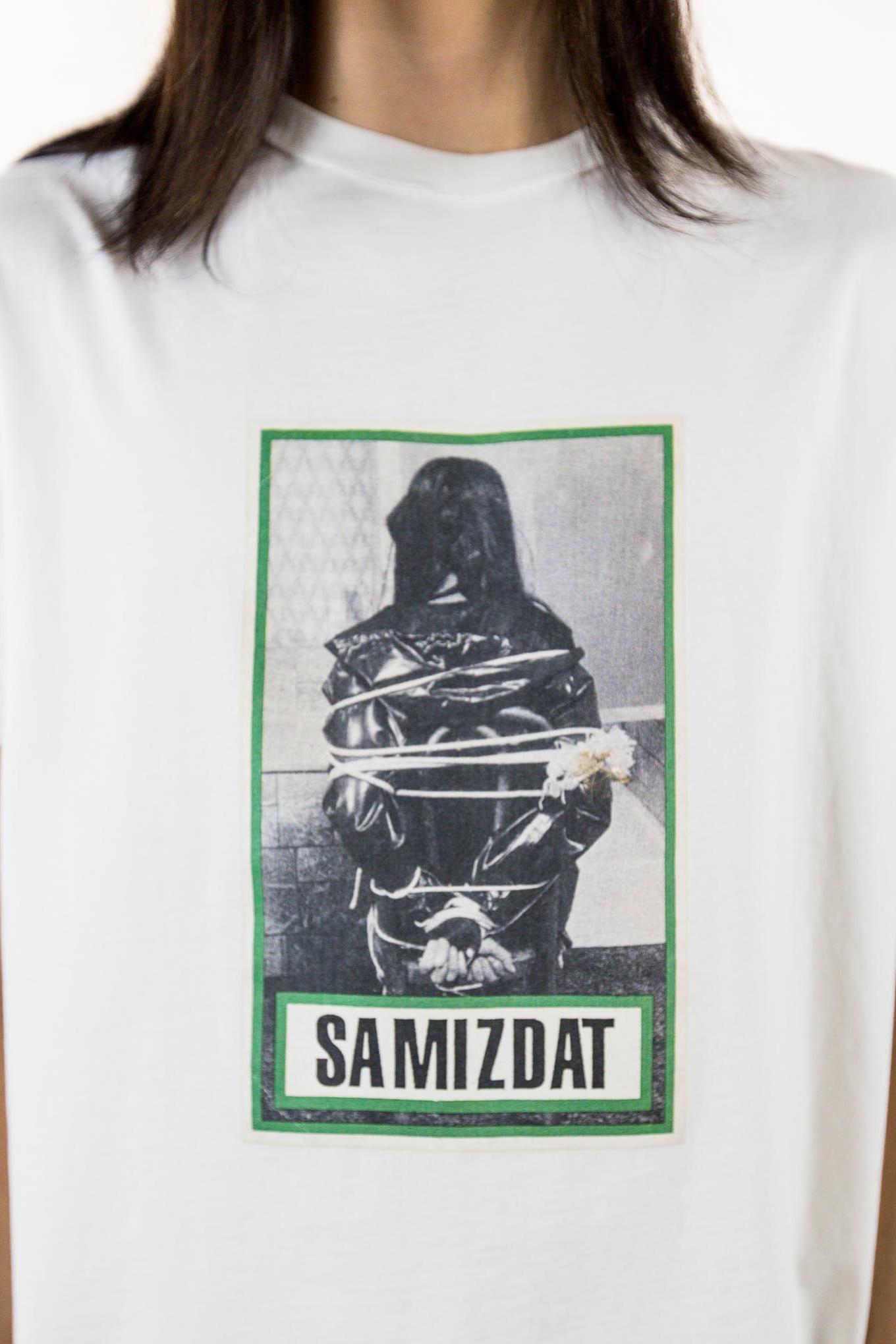 Yang Li SAMIZDAT T-shirt Hoodie Tote Lighter - 1844534