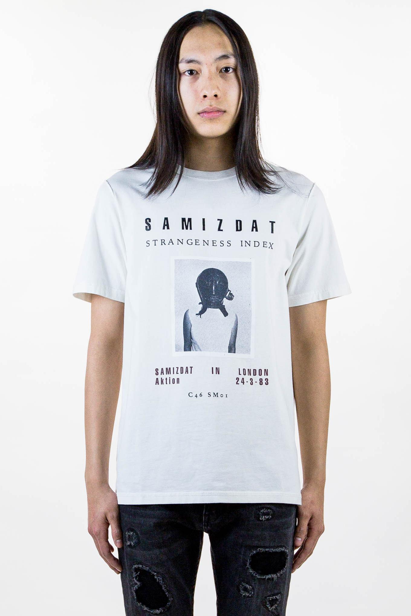 Yang Li SAMIZDAT T-shirt Hoodie Tote Lighter - 1844535