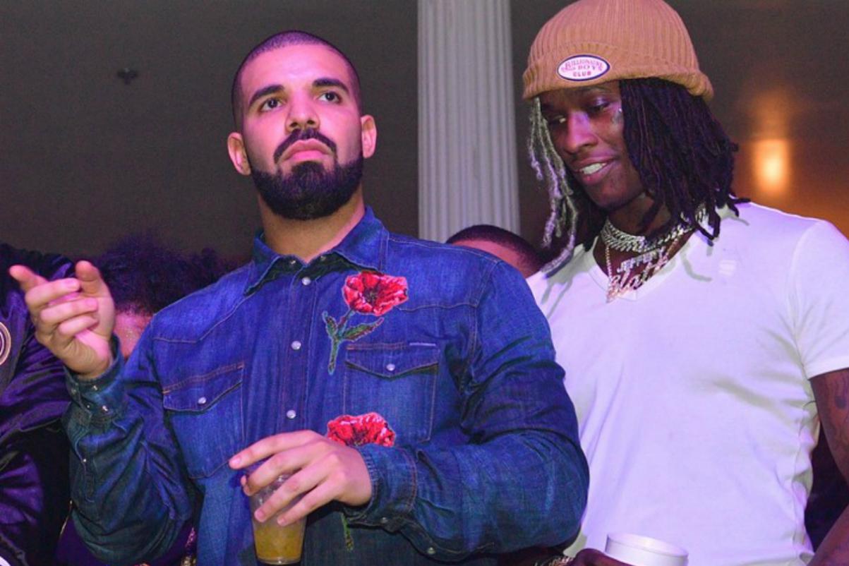 Young Thug Drake European Tour - 3711662
