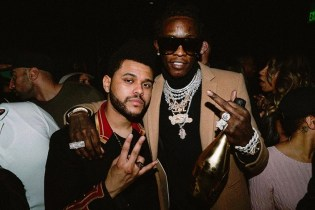 Young Thug Teases Possible Collaboration With The Weeknd