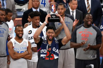 Here Are the Best Plays and the MVP From the 2017 NBA All-Star Game