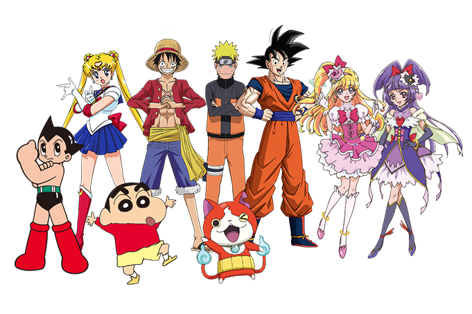 Goku, Sailor Moon and More Named 2020 Tokyo Olympics' Official Ambassadors