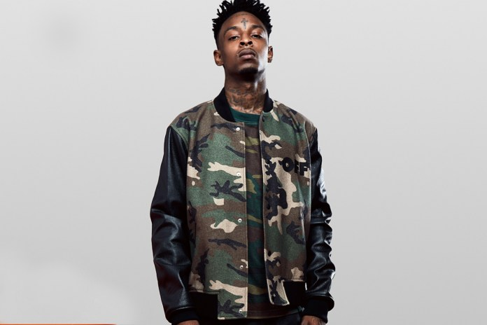 21 Savage Announces 'Issa Tour'